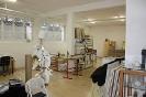 Während der Züglete ins neue Atelier...